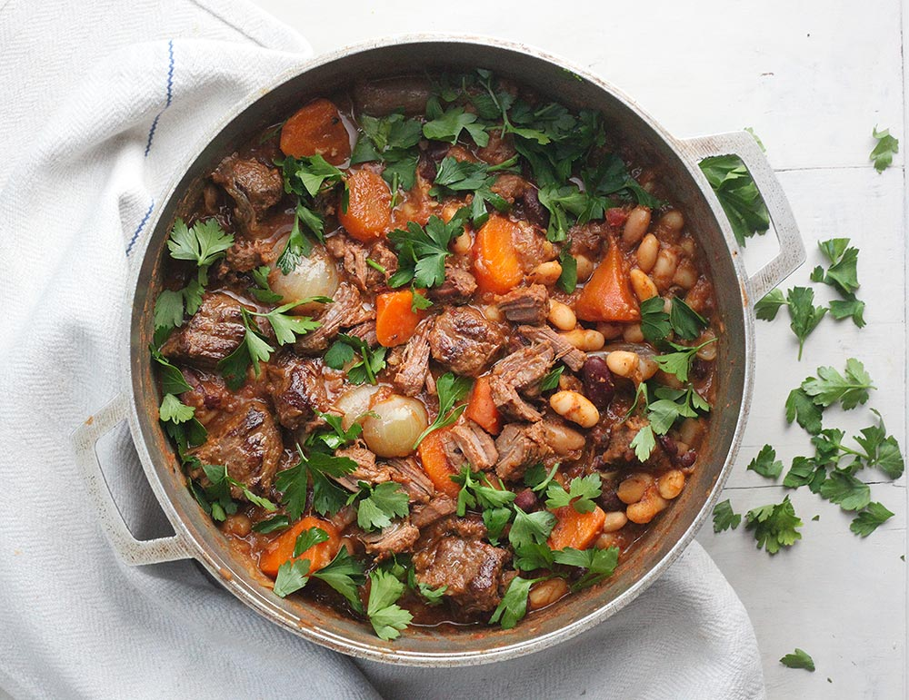 Slow Cooked Mexican Beef by Amelia Freer