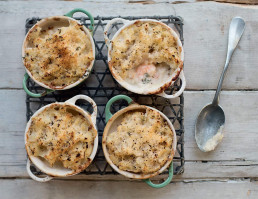 Individual Fish Pies (FODMAP) by Amelia Freer