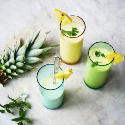Turmeric & Pineapple Smoothie, Amelia Freer