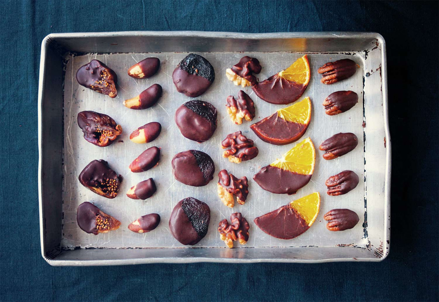 Chocolate Covered Fruit & Nuts
