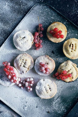 Amelia Freer's Quick & Easy Gluten + Diary Free Mince Pies