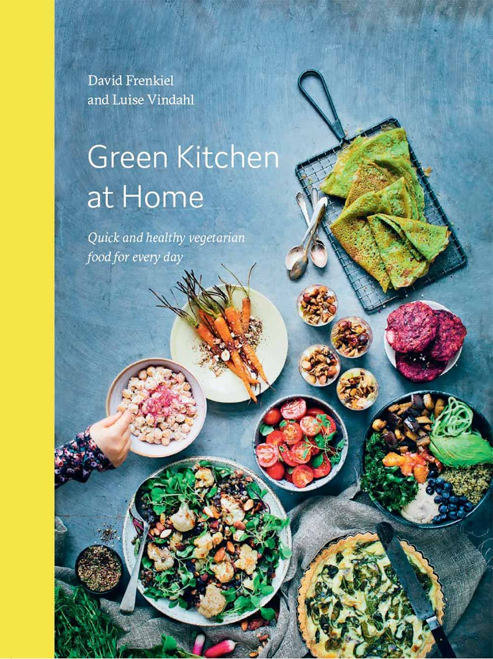 Green Kitchen at Home: Quick and Healthy Vegetarian Food for Everyday, shop Amelia Freer