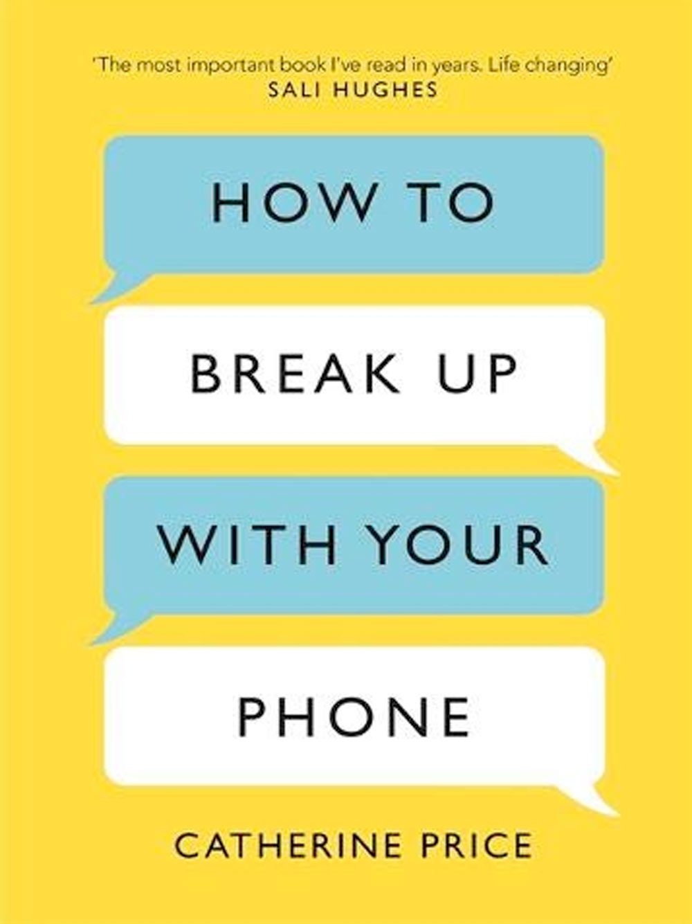How to break up with your phone by Catherine Price. Shop Amelia Freer books.