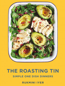 The Roasting Tin by Rukmini Iyer. Shop Amelia Freer books