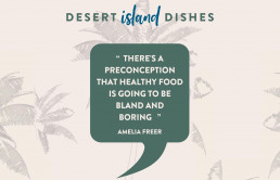 Podcast Desert Island Dishes