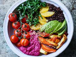 Winter Buddha Bowl by Amelia Freer