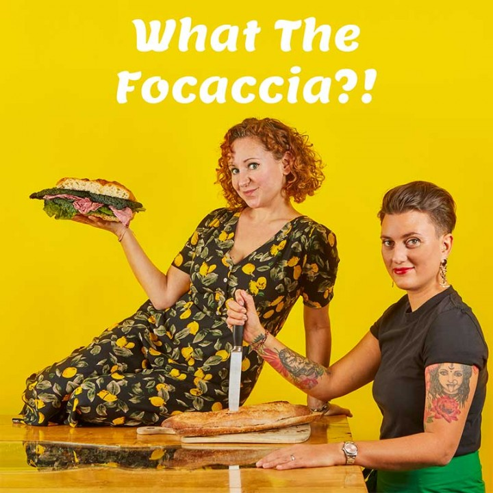 Podcast: What the Focaccia with Amelia Freer,